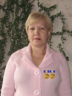 Котова Галина