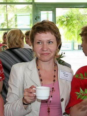 Фисенко Елена Николаевна